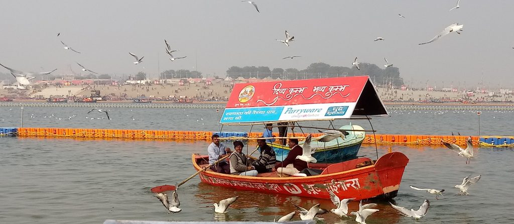 Swachh Kumbh with Parryware - River cleaning initiative (1)