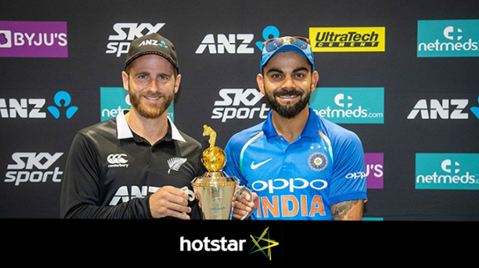 Hotstar breaks global record during the India vs New Zealand World Cup semi-final