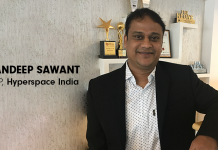 Sandeep Sawant- AVP Hyperspace, Dentsu Aegis Network
