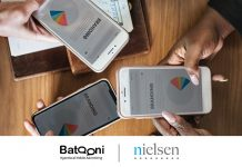 Batooni Mobile Advertising integrates Nielsen Digital Ad Ratings