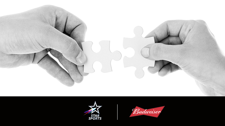 Budweiser 0 0 Partners With Star Sports For The 2019 20 Season Of The Premier League Media Samosa