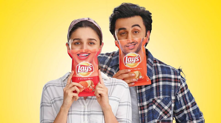 LAY's World Smile Day campaign