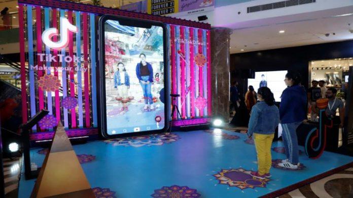 TikTok Diwali AR Celebrations