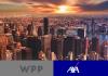 WPP and AXA