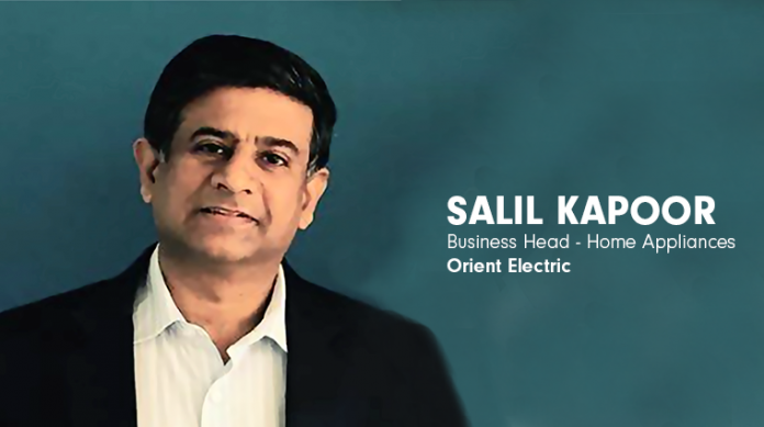 Orient Electric Salil Kapoor