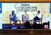 Times OOH livestreams India Economic Conclave for ET Now