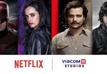 Netflix Viacom18 Studios