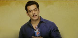 Salman Khan Pepsi