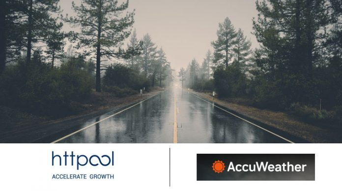 Httpool and AccuWeather