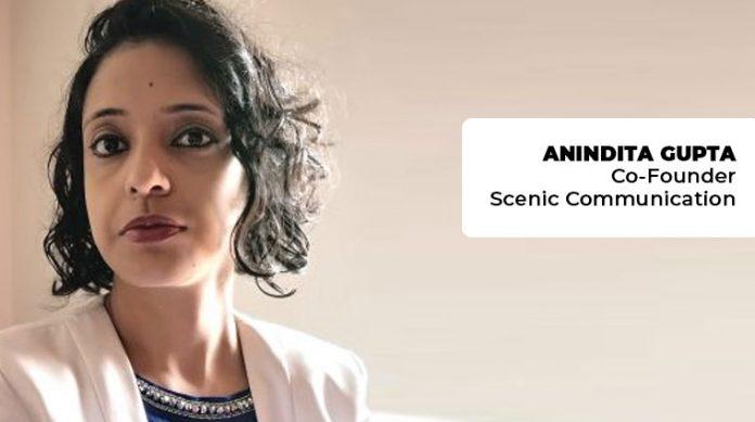 Anindita Gupta Content driving PR