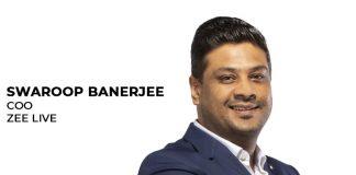 Swaroop Banerjee LIVE event industry