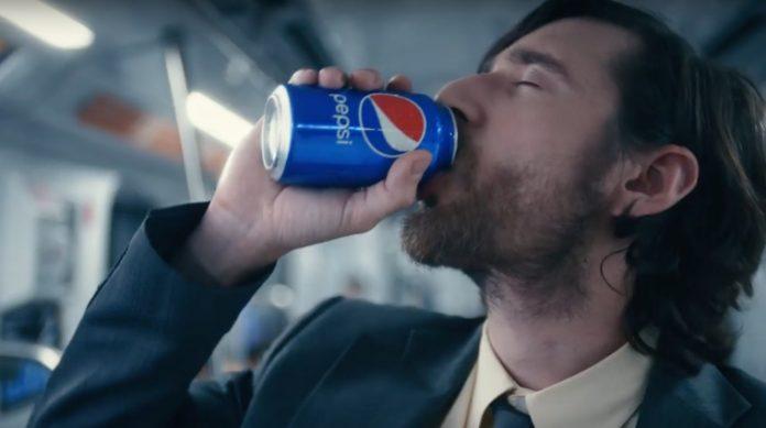 Pepsi new tagline