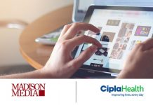 Madison Media and Cipla Health