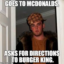 burger king vs mcdonalds