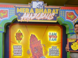 MTV Insights Studio - Mera Bharat Amazeballs