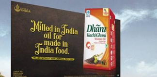 Dhara Milled in India campaign