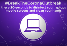 ZEE #BreakTheCoronaOutbreak