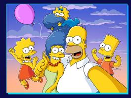 The Simpsons on Disney+Hotstar Premium