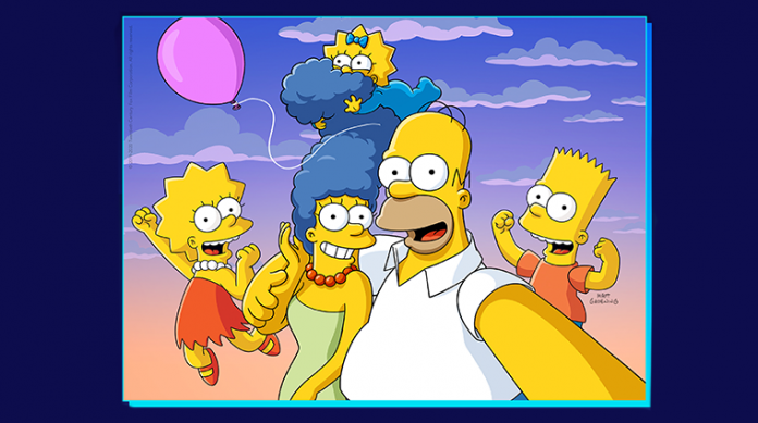 The Simpsons on Disney+Hotstar Premium