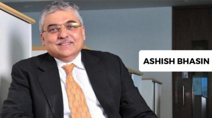 AAAI President Ashish Bhasin