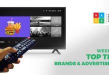 BARC Week 19 Brands