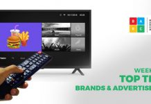 BARC Week 20 Brands