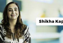 Shikha Kapur- Eros International