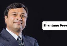 Shantanu Preetam
