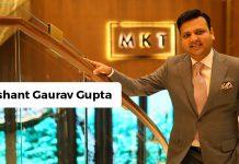 Prashant Gaurav Gupta DLF Luxury malls