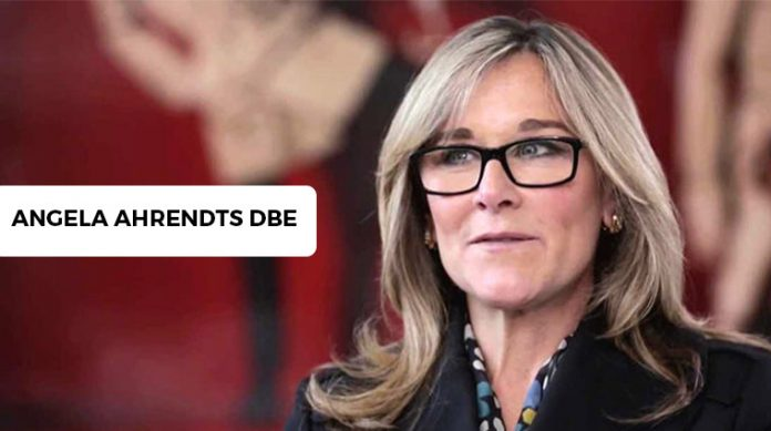 Angela Ahrendts DBE