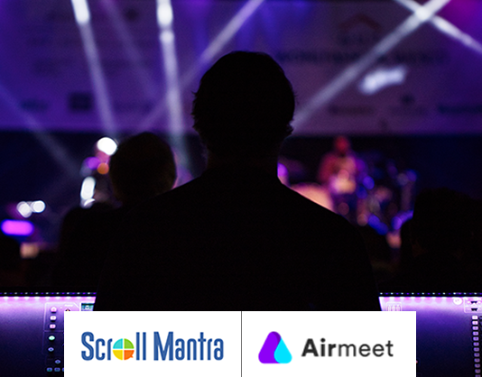 Scroll Mantra & Airmeet