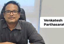 Venkatesh Parthasarathy Lotte India