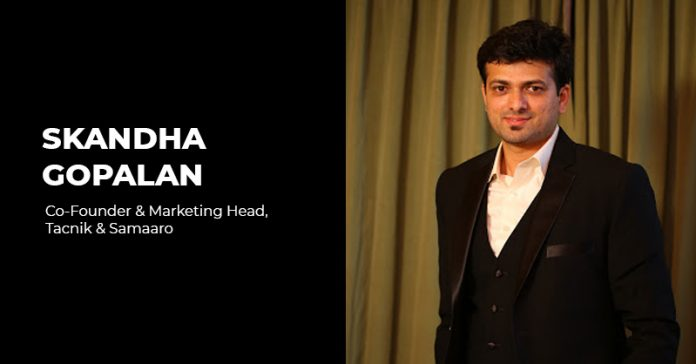 Skandha Gopalan on augmented reality & virtual reality