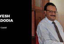 Jayesh Gadodia CFO Faber-Castell India