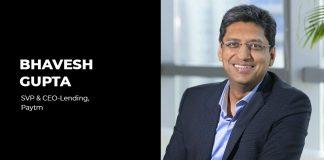 Bhavesh Gupta- Paytm Lending