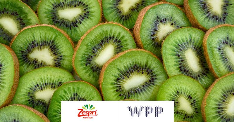 Zespri and WPP