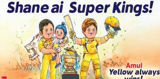 Amul IPL campaigns