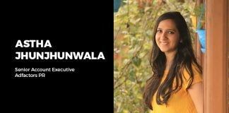 Astha Jhunjhunwala - PR learnings