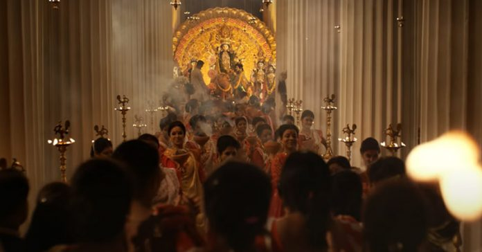 Durga Puja TVCs over the years