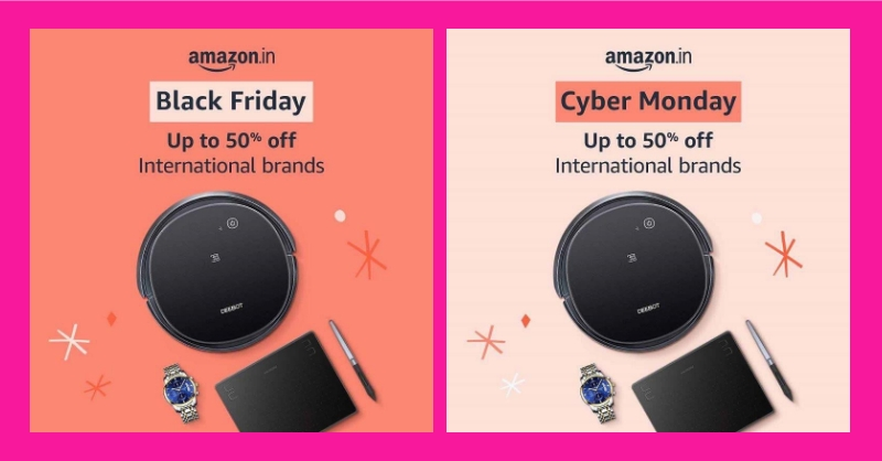 Amazon India Black Friday Sale