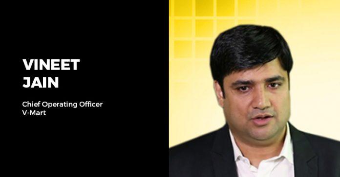 Vineet Jain V-Mart