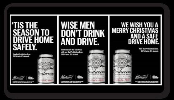budwiser christmas advert 2020