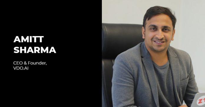Amitt Sharma, CEO and Founder,VDO.AI on festive season