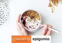 Concept PR and Epigamia