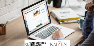 Enterprise Ireland and Kaizzen PR