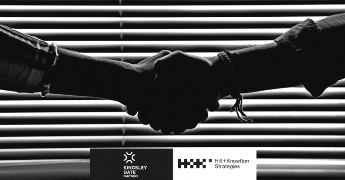Hill+Knowlton Strategies and Kingsley Gate Partners in India
