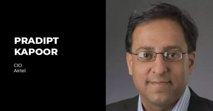 Pradipt Kapoor Airtel