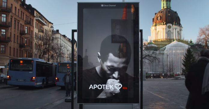 anti-smoking OOH adverts