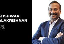 Satishwar Balakrishnan Aegon Life