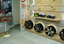 Bridgestone India Select Plus concept stores